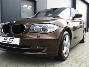 Exclusive Car Concept BMW 118i Limited Edition