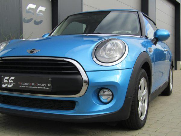 Exclusive Car Concept Mini One 4