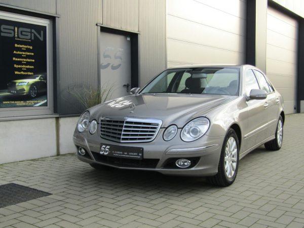 Exclusive Car Concept Mercedes Benz E280 V6 Benzine 1